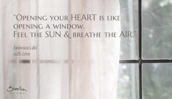 LaSirel_Sirella_Quote_Opening your HEART
