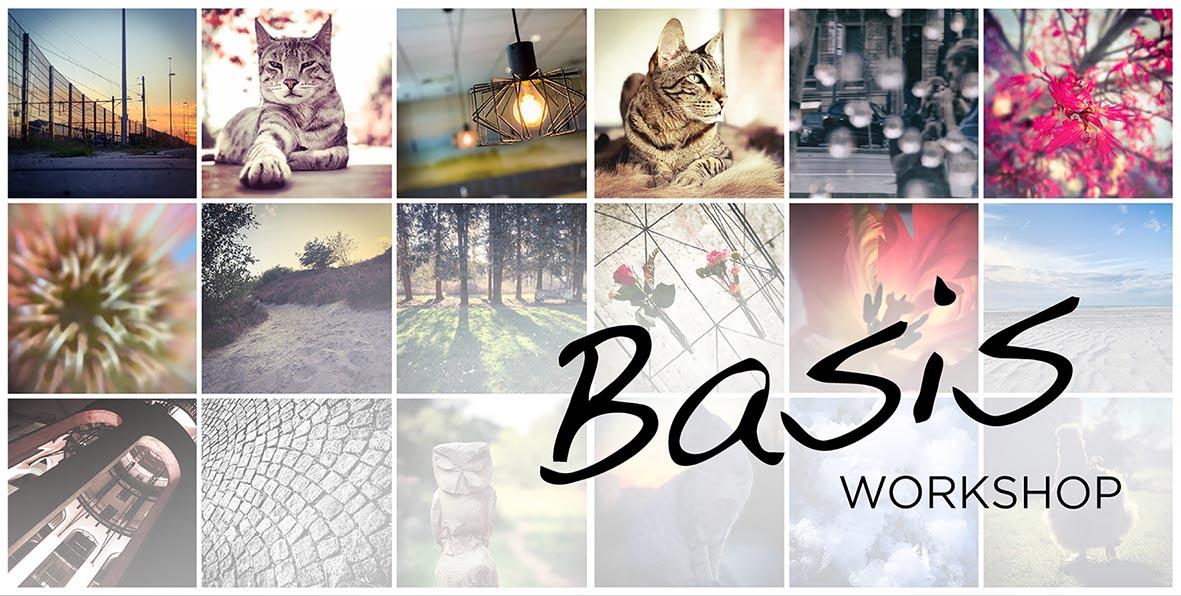 BASIS WORKSHOP • Beter leren fotograferen met je smartphone @ La Sirel - Creatieve Fotografie & Design.