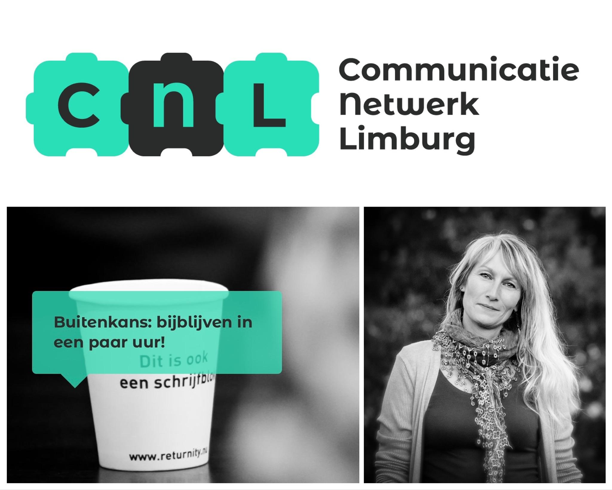 Communicatienetwerk Limburg 'Praktisch en prikkelend'