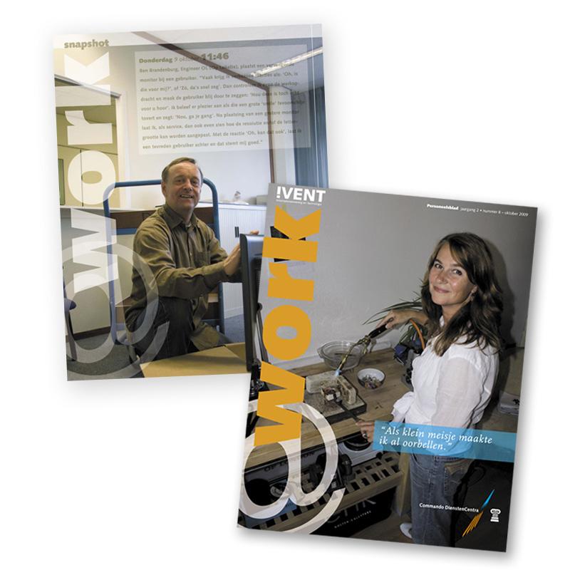 @work - Ministerie van Defensie
