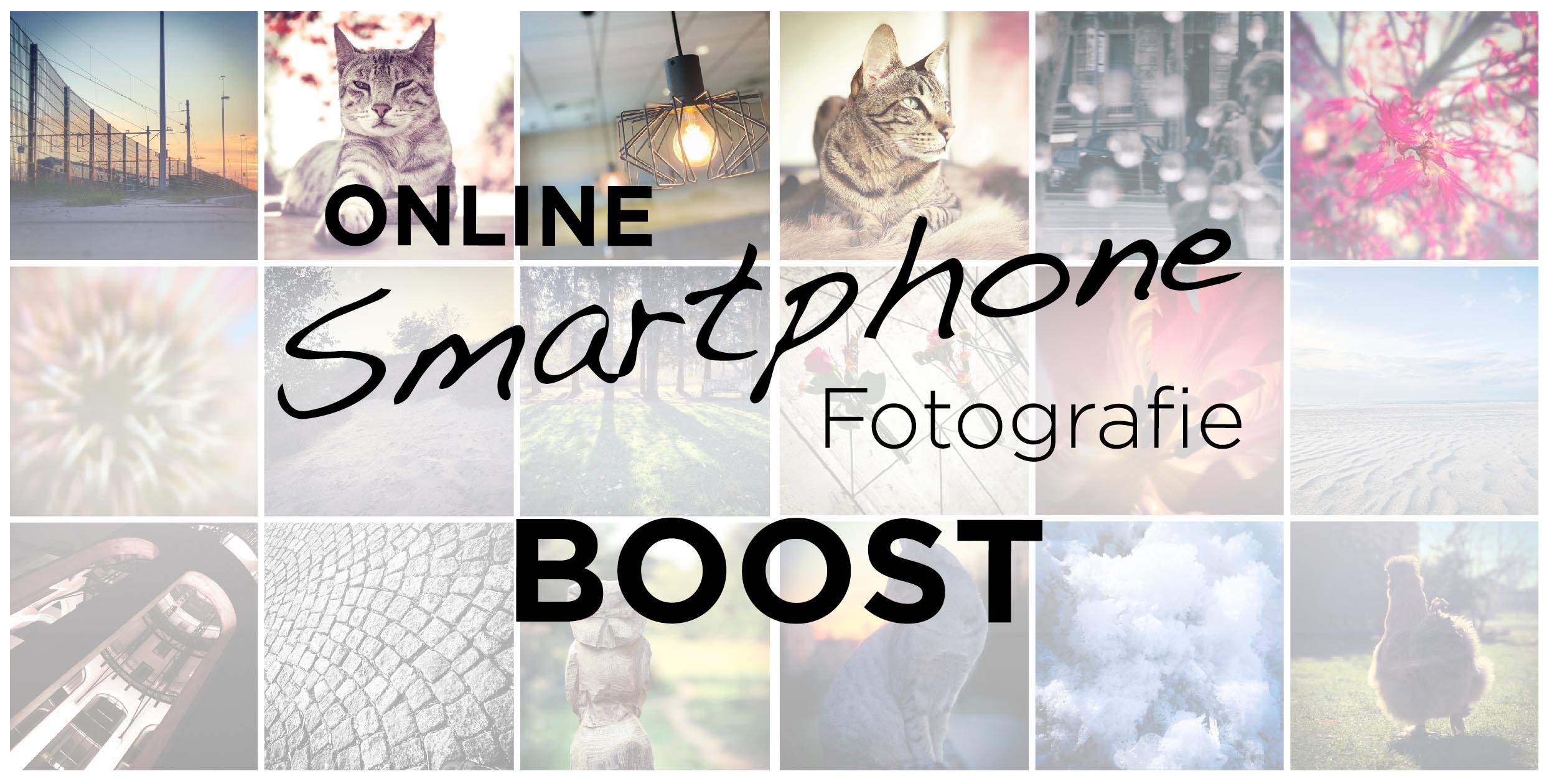 Online Smartphone Fotografie BOOST • Beter leren fotograferen met je smartphone @ La Sire