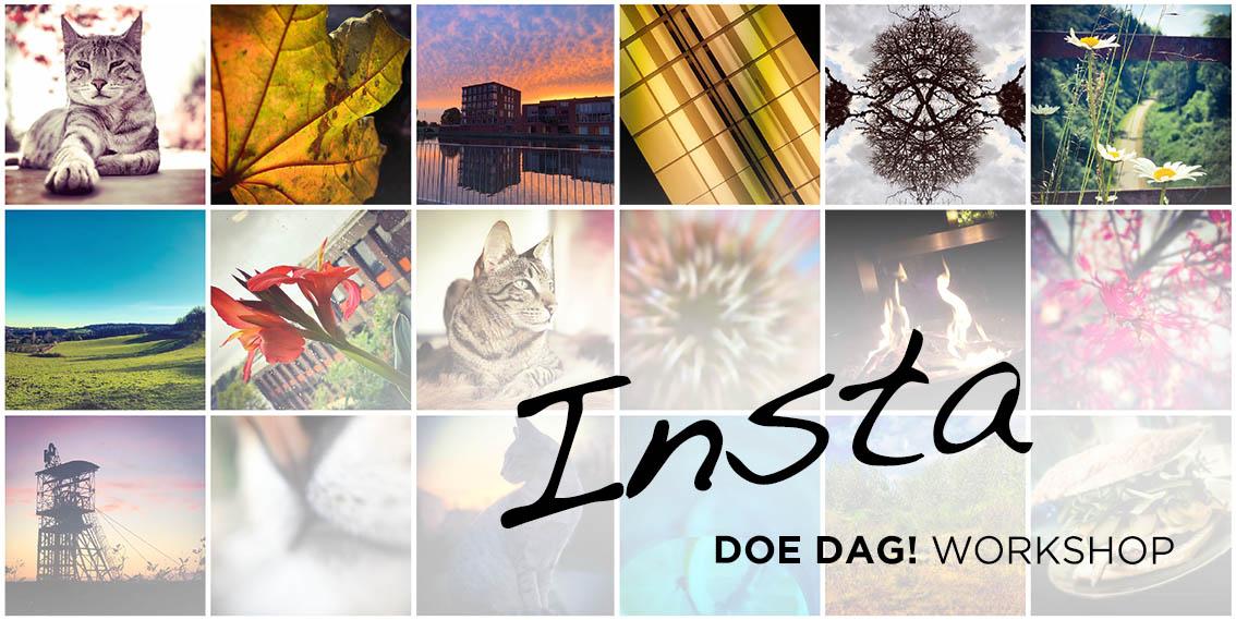 INSTAGRAM WORKSHOP • Beter leren fotograferen met je smartphone @ La Sirel - Creatieve Fotografie & Design.