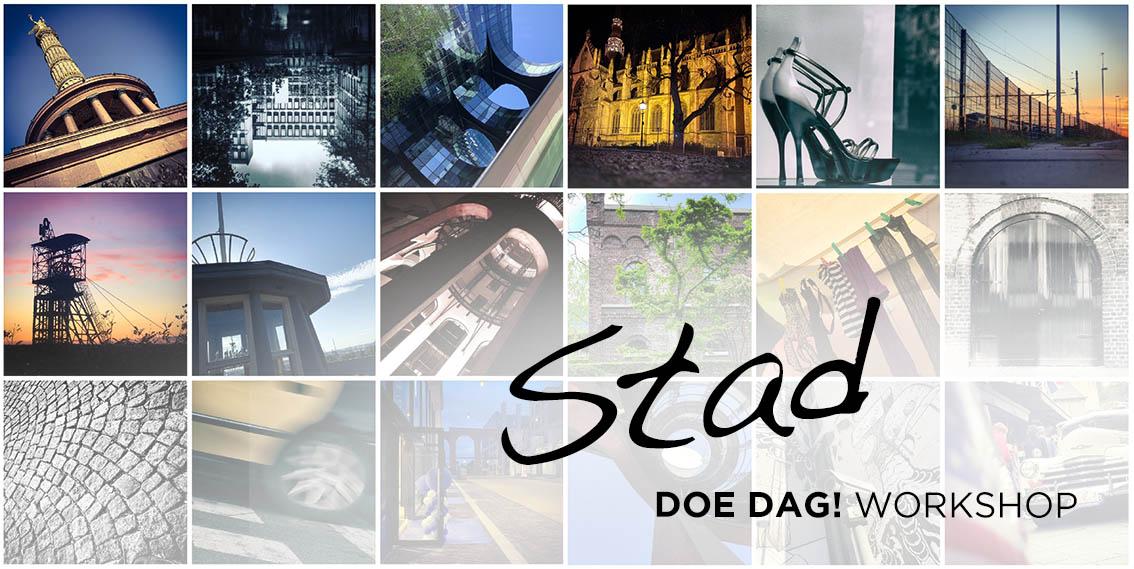 STAD WORKSHOP • Beter leren fotograferen met je smartphone @ La Sirel - Creatieve Fotografie & Design.